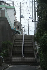 tokyo6097 (tanayan) Tags: urban town cityscape tokyo japan nikon j1   road street alley akabane