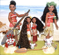 We Are Moana ! Disney store Collection - Limited Edition Dolls, Classic Doll and Singing Doll (The Fairytale land Of Ariel Triton) Tags: doll customdoll disney disneyprincess disneydoll ooak ooakdoll reroothair reroot rerooted limited limitededition disneystore custom waltdisney hairstyle hairdresser dollhairdresser nylonhair nylon vaiana moana bun curlyhair crimpedhair crimped curls hair xxl chocolatefudge island water tahiti polynesianprincess 2016princess newdisneyprincess classicdoll classic singing 17inches frozen elsa anna tangled ariel snowwhite aurora belle cinderella disneyland parcs 6500 le edition beauty aladdin jasmine alice wonderland tiana kida pocahontas mulan fairytalelandofarieltriton