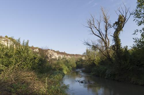 Rusenski Lom River, 12.10.2014.