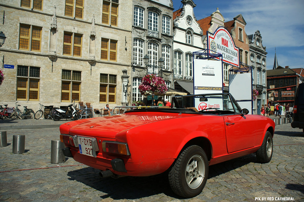 Fiat Garage Mechelen : The worlds most recently posted photos of fiat and graffiti