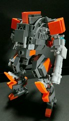 lego mech by hora (horizon6452) Tags: lego mech legomech horizon6452