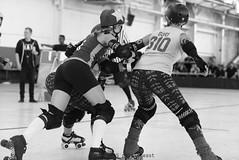shevil_vs_belles_L1060366 1 (nocklebeast) Tags: ca usa rollerderby rollergirls richmond skates bayareaderbygirls badg sfshevildead richmondwreckingbelles cranewaypavilion va0001991072 effectivedateofregistrationaugust152015 va1991072