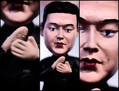 Kim Jong Un. (Johnny Silvercloud) Tags: canon korea dictator southkorea dmz autocrat northkorea osan gyeonggido pyeongtaek northkorean demilitarizedzone 38thparallel canon5dmarkiii kimjongun lightroom5 photoshopcc analogefexpro2