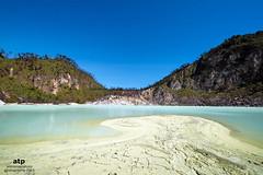 Kawah Putih Crater (ali trisno pranoto) Tags: nature indonesia landscape ali crater westjava sulfur volcanic touristspot kawahputih ciwidey sulfuric trisno whitecrater pranoto weatjava