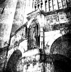 Living saints (Sao Bento) (Felipe Cárdenas-Támara) Tags: rolleiflexautomat6x6modelk4a rolleiflexjune1951march1954 rolleiflextlr ilfordpanf50plus expiredfilm felipecárdenastámara religious benito sanbenito christianity felipecardenasphotography