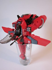 Red Death (patlacroix72) Tags: star lego space scifi spaceship wars spacecraft