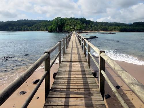 Bom Bom Island Bridge