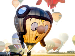cartoon balloon