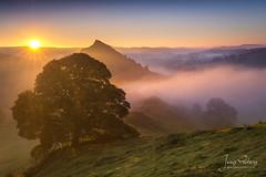 Chrome Hill Sunrise (JamesPicture) Tags: cloud mist sunrise october peakdistrict hill chrome parkhouse 2015 landscapephotography jamespictures gluttonbridge