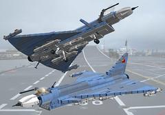 Chengdu J-10 NV2 (Paradox Kid) Tags: china plane army fighter lego aircraft military navy chinese jet aeroplane airforce moc ldd plaaf