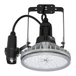高天井用LED照明の写真