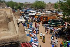 Monday Market, Djenne (ClikSnap) Tags: market mali djenne