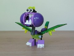 LEGO MIXELS SLUSHO SNAX MIX Instructions Lego 41550 Lego 41551 Mixels Series 6 (Totobricks) Tags: mix lego howto instructions build snax 2015 munchos series6 slusho mixels glorpcorp totobricks lego41550 lego41551