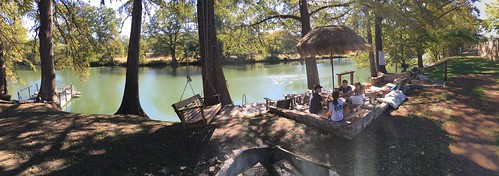 PANO: Guadalupe River by Wesley Fryer, on Flickr