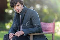 Pi figo non si pu | Carlos Machado by Paolo Martinez (Paolo Martinez) Tags: portrait model bokeh outdoor 135mm 6d commissioned peopleenjoyingnature