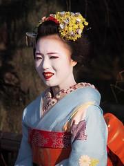 Kyoto 2015 (hunbille) Tags: japan cherry kyoto blossom blossoms maiko sakura gion dori hanami shirakawa higashiyama higashiyamadistrict shirakawadori