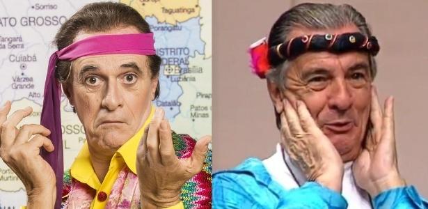 """Aos 96 anos e fora da TV, """"Seu Peru"""" aprova Caruso: """"Já tenho substituto"""""""