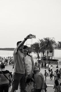 Selfie, Ancol, Jakarta