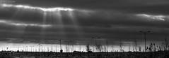 Power in the sky (Wim Scholte) Tags: clouds nikon groningen hoogkerk d7100 wimscholte
