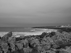 Porthcawl 2015 11 11 #7 (Gareth Lovering Photography 5,000,061) Tags: sea lighthouse wales landscape town seaside sand rocks olympus bridgend porthcawl lovering 714mm 1240mm