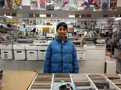 Nico (Ian Muttoo) Tags: ontario canada comics book store comic gimp comicbook mississauga nico comicstore imagecollections 20151219170050edit