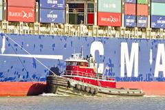r_151123170_skelsisl_a (Mitch Waxman) Tags: newyorkcity newyork ship cargo tugboat statenisland moran newyorkharbor killvankull johnskelson