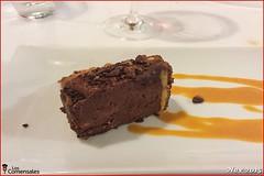 Tarta chocolate - Mesón El Granaino (LosComensales.es) Tags: adobo calamar almejas