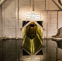 Salt Mines, Poland. (Joseph Mac'Q) Tags: reflection krakow saltmines oldsquare