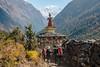 Stupendous Stupa View (Andrew Luyten) Tags: nepal stupa buddhism ganesh himalaya lho westernregion manaslucircuit mountainkingdoms