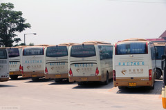 Clifford Group Bus fleet (Canadian Pacific) Tags: china new bus village estate chinese guangdong  clifford canton        qifu  peoplesrepublicof  aimg5012