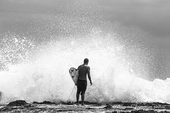 Surf_flickr-1 (Peter Briggs Photography) Tags: white black canon rocks surf waves barrel australia surfing wipeout queensland surfers snapper 6d goldcoast burleigh briggsys ef300mm briggsyscom briggsysphotos