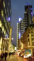 Leadenhall Street (DaveLevy) Tags: london cityoflondon lloydsoflondon leadenhallstreet