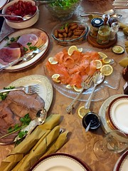 A feast 1/366 (2) (♔ Georgie R) Tags: 3662016 explore lunch