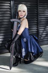 IMG_1208-編輯 (阿坤Kun) Tags: petitfancy25 pf25 fatestaynight 黑saber mietwcosplayer