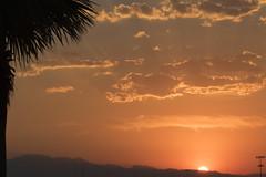 Desert Sundown_1935 (Mike Head - Jetwashphotos) Tags: redflag redflag164 evening sunset sundown daysend lsv klsv nellisafb nv nevada lasvegas desert desertsouthwest dry hot arid pleasant us usa america