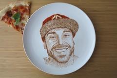 bradley martyn (pedalstrike) Tags: bradleymartyn bmfit pizza carbs foodart pedalstrike pedalstrikecom
