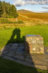They cast a shadow (Kev Gregory (General)) Tags: the sun sets commando memorial spean bridge scottish highlands overlooking tributes lost fallen commandos recent more dated statues stand stark backdrop ben nevis aonach mòr category a listed monument scotland dedicated men british forces world war ii situated village overlooks training areas depot established 942 achnacarry castle unveiled queen mother united kingdom tourist attraction kev gregory canon 7d scenic mountain