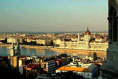 Parliament house (LilyEinalem) Tags: parliament beautiful sunset sunrise hungary hongrie parlement danube castle district fishermen bastion budapest buda architecture