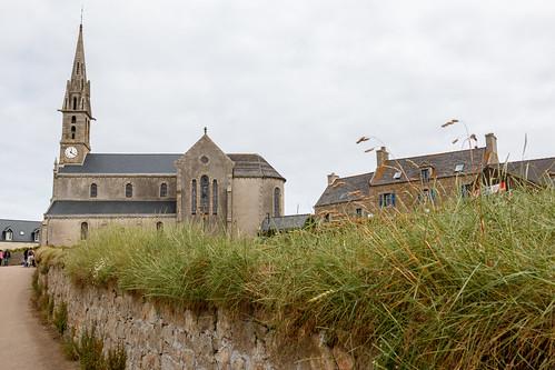Église Notre-Dame de Croaz Batz sur l'Île de Batz