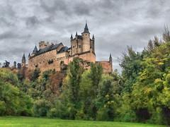 Alcazar de Segovia. \\ Explore #260 (2016-10-18) \\ (carlosolmedillas) Tags: espaa castillo alcazar historia bereber hdr explore sonyxperiam5 xperia sony m5 castle phone telfono celular segovia
