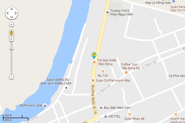 Khai trương siêu thị Điện máy XANH Năm Căn, Cà Mau