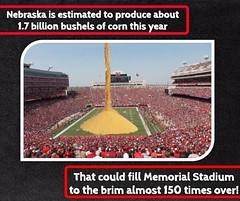 Memorial Stadium volume