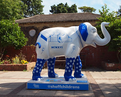 2016_08_1554 (petermit2) Tags: yorkshirerose jonathanwilkinson herdofsheffield delft elephant childrenshospitalcharity childrenscharity charity hillsboroughparkwalledgarden hillsboroughpark walledgarden hillsborough park garden sheffield southyorkshire