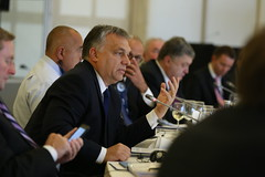 EPP Summit, Maastricht, October 2016 (More pictures and videos: connect@epp.eu) Tags: epp summit maastricht 2016 european peoples party viktor orbn prime minister fidesz hungary