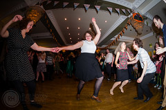 October Photo A Day 2016: 28/31 (Ruthie H) Tags: lindyhop swing dancing vintage dancers preston lancashire fisheye