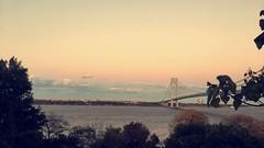 (taradonnelly1) Tags: brooklyn haunted sunset verrazanonarrowsbridge fortwadsworth statenisland outdoor