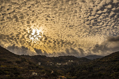 The Shire in Ikaria (Aggathopos) Tags: shire clouds cloud ikaria aegean greece weather november