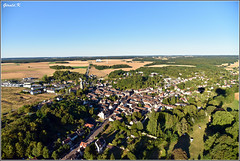GLD_4684 (gerald.kreutzer) Tags: couleur chateau eau air france montgolfière 77 77300 fontainebleau lorrez bocage montereau balade hauteur vol