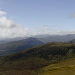 looking west from beinn a'bha'ach ard thumbnail