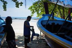 Phuket Longboat Painting (8mr) Tags: longboat kata beach phuket thailand katanoi patong boat painting phiphi island